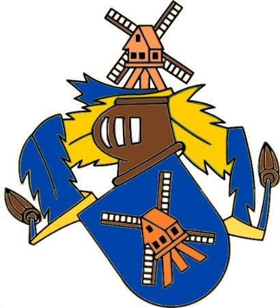 Krummesse, Duitsland: Familien Wappen Familie Thormählen