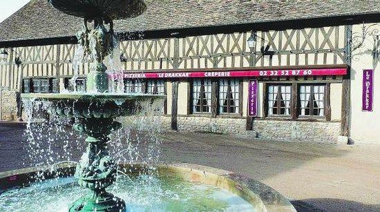 Gaillon, فرنسا: vue de l'exterieur