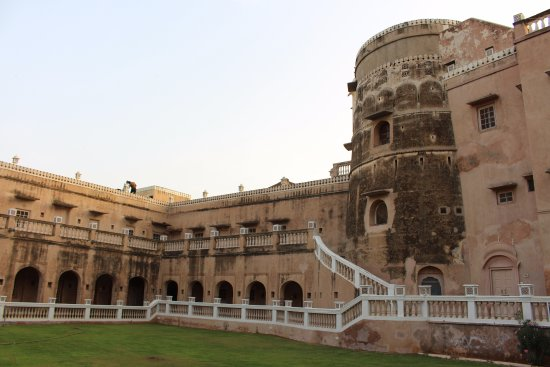 Castle Mandawa Hotel Photo