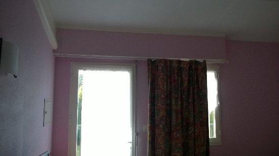 Gordijn Voor Deur : Gordijnen gaan niet dicht aftandse gordijn voor vensters deur