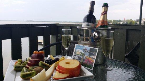 Promenaadi Hotel : Birthday surprise