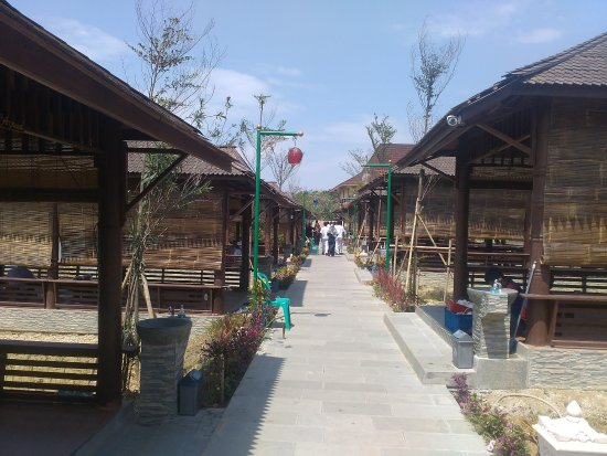 The Menu Of Restaurant Alam Sari