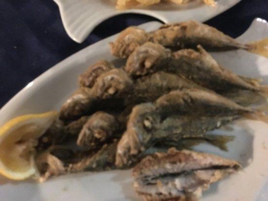 Danton: Frittura pescato del giorno