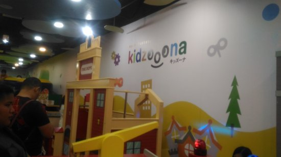 Dasmarinas City, Filippine: An enjoyable treat for the kids!