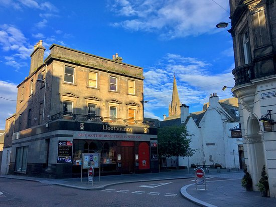 Hootananny Inverness : Fachada