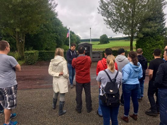 Relive the Past WW2 Battlefield Tours