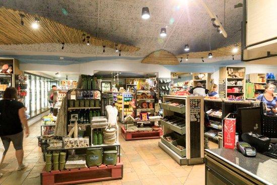 Satara Rest Camp: Inside the Store
