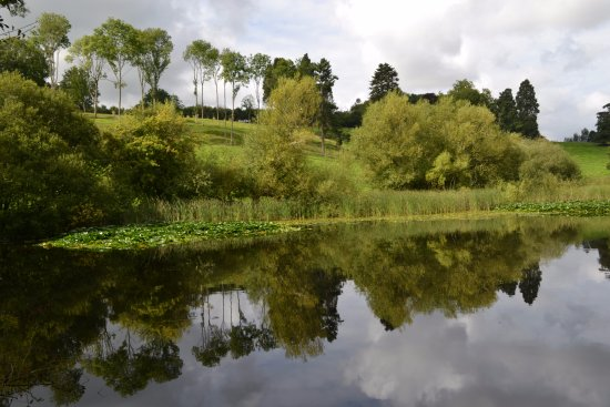 Warner Holme Lacy House Hotel: Lakeside perfection in the hotel grounds