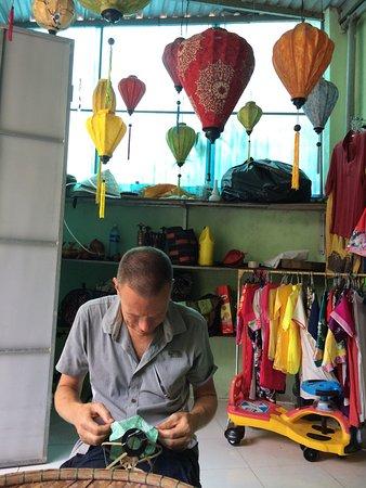 Lantern Traditional Vietnamese Hat Making Workshop H I An Aktuelle 2017 Lohnt Es Sich