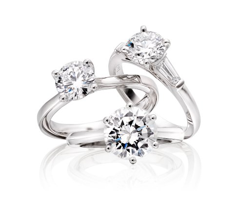 Daniel Christopher Jewellery Dc Selection Of Diamond Engagement Rings