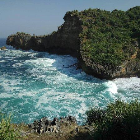 Gunung Kidul, Indonesia: Ngeden Beach