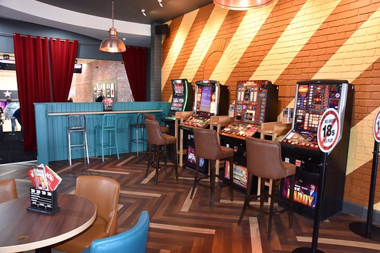 Bar at Hollywood Bowl Bolton