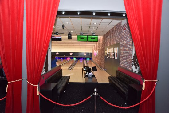 VIP lanes at Hollywood Bowl Bolton