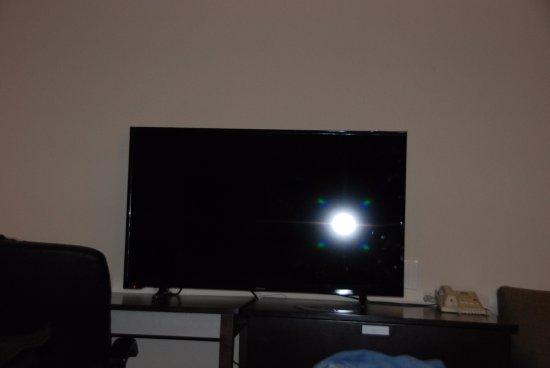 Capital Inn & Suites: tv
