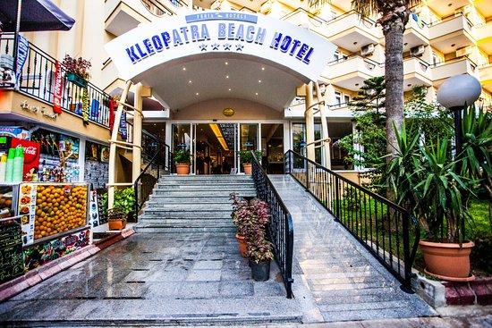 kleopatra hotel alanya