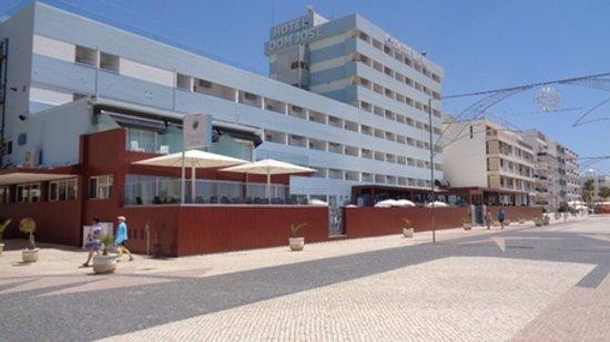 Quarteira, Portugal: hoteis