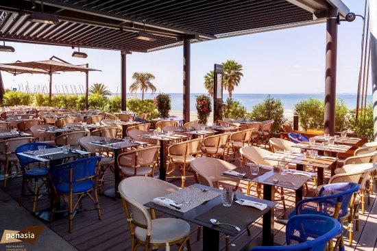 Restaurant Terrasse Var