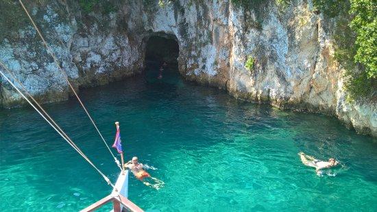Captain Homer's Boat Trips: Blue Lagoon