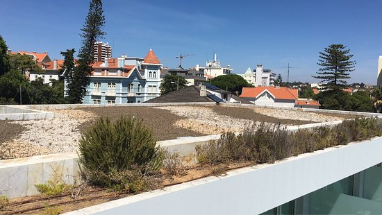 Hotel Cascais Miragem: Can you spot the view from room 865