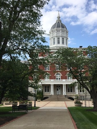 Columbia, MO: The Dome (Jesse Hall)