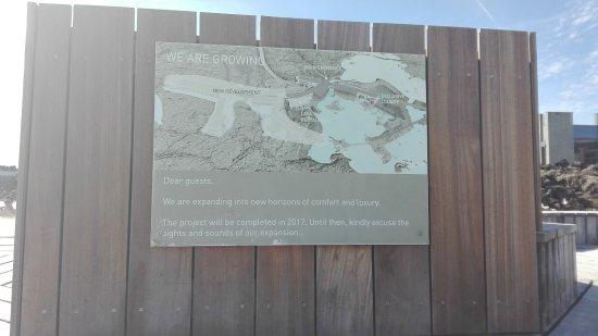 Grindavik, Islandia: Proyecto de ampliacíon