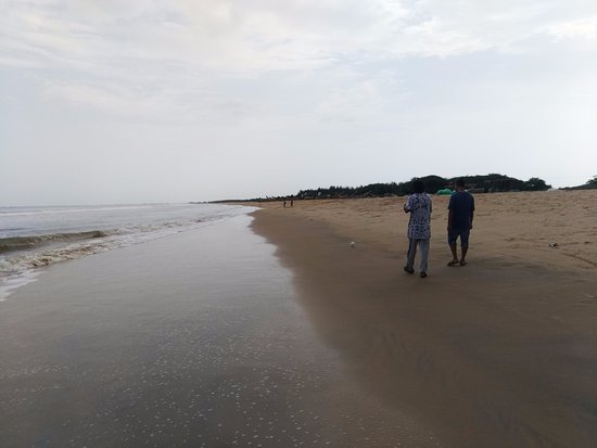Singarayakonda, India: Pakala Beach