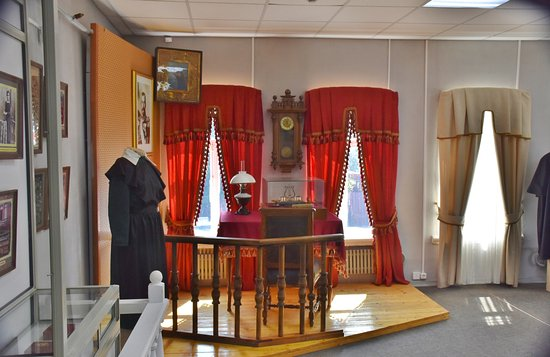 Музей-квартира К.Э.Циолковского