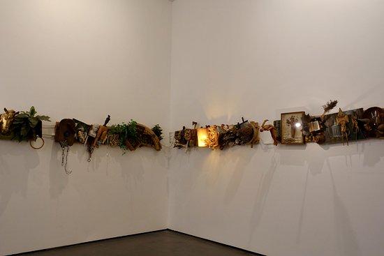 les Abattoirs: Part of Daniel Spoerri exhibit