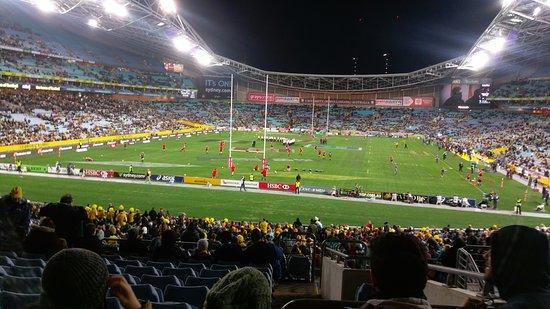 澳大利亚体育场