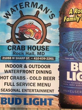Waterman's Crab House: photo0.jpg
