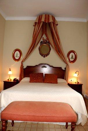 Gran Hotel Pelayo: Quarto