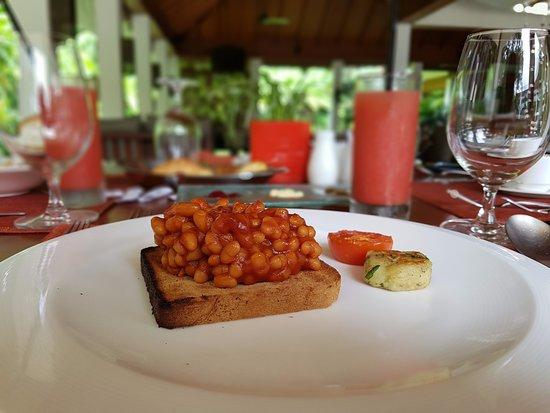 Alila Diwa Goa: Breakfast