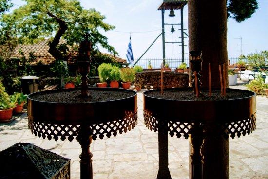 Osios David (The Latomou Monastery)