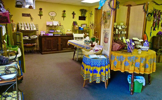 Niles, MI: All things lavender are sold here