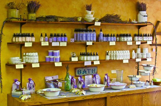 Niles, MI: From essential oils and sachets to cups & bowls and art pieces