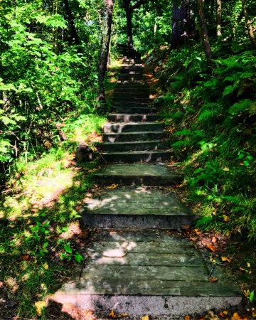 Little Falls, MN: Charles A. Lindbergh State Park