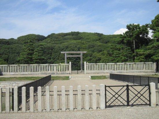 Daisenryo Ancient Tomb Photo