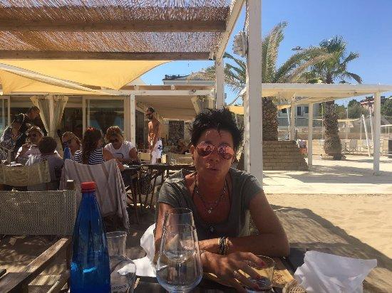 Tortuga beach bagno 67 rimini restaurant bewertungen for Bagno 7 rimini