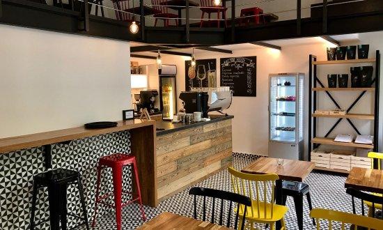 cafe loft
