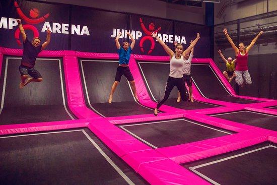 Jump Arena Zlicin