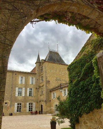 Gers, France : Château de Mons