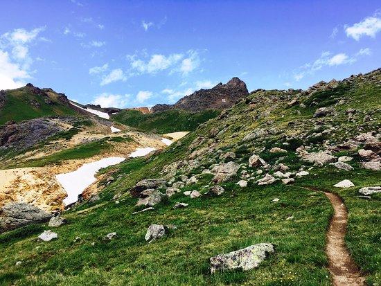 Lake City, Κολοράντο: beautiful hike to the top!