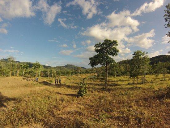 Province de Prachuap Khiri Khan, Thaïlande : Inside the park