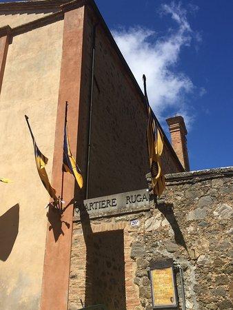 Montalcino, Italy: Azienda Agricola Patrizia Cencioni Solaria