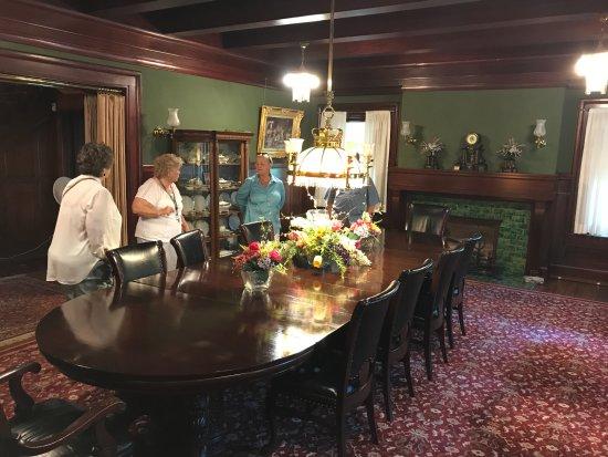 Индепенденс, Миссури: Dining Room