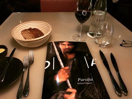 Opera Australia : Parsifal Program