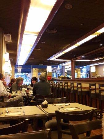Lafayette Hotel: Restaurant MIDI