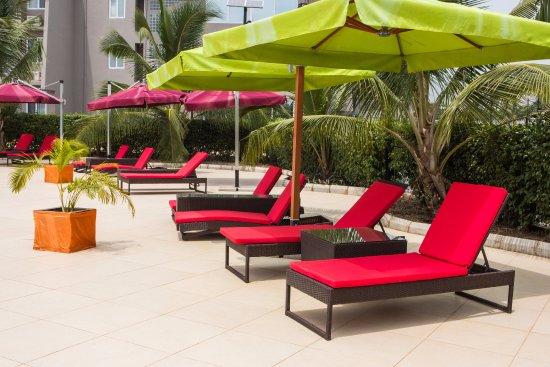 Pool - Picture of International Students Guest Centre, Abokobi - Tripadvisor