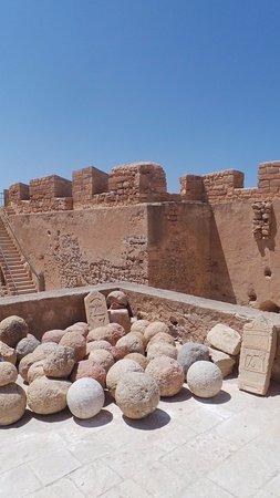 Borj El Kebir: Innenansicht