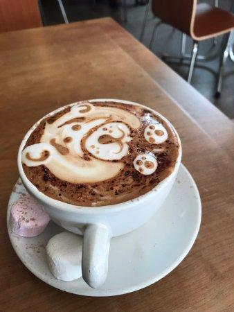Yaza! cafe: Il mitico mocaccino